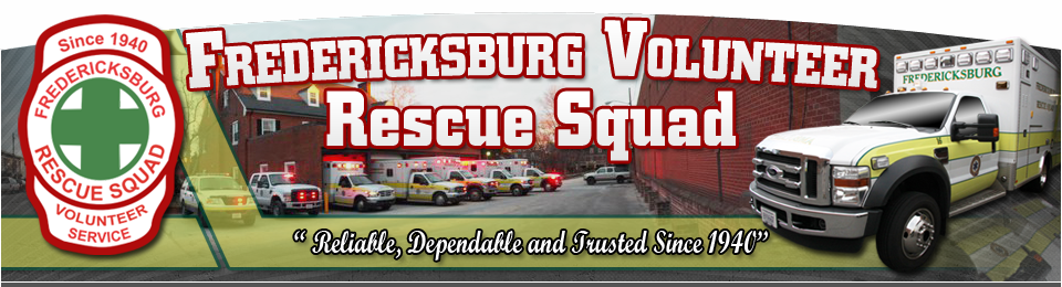 Fredericksburg Volunteer Rescue Squad